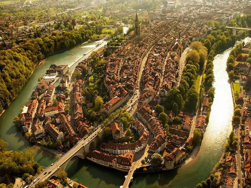Berne, en Suisse